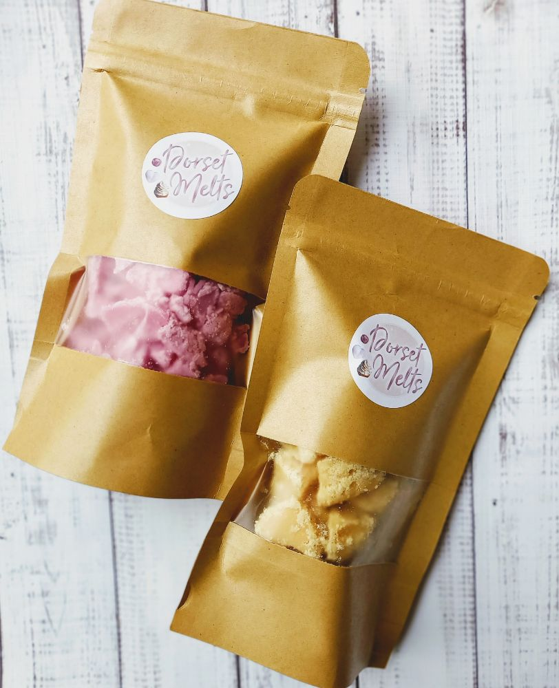Eco Soy Wax Crumbles & Cupcakes