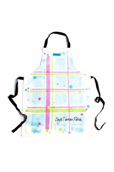 Scott Inness - Skye Tartan design Cook's Apron