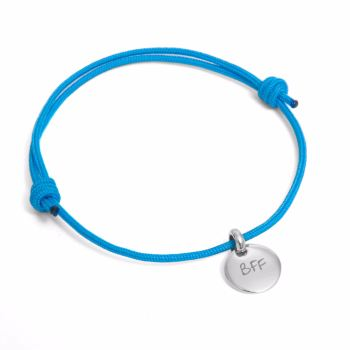 Sterling Silver Bracelet - BFF - Best Friend Forever