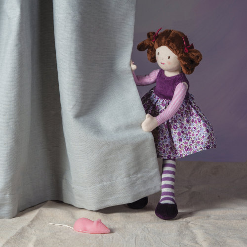 Tilly Rag Doll from Ragtales