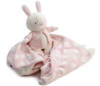 Mimmo Knitted Rabbit with Blanket