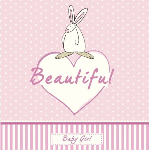 New Born Card - Beautiful Baby Girl