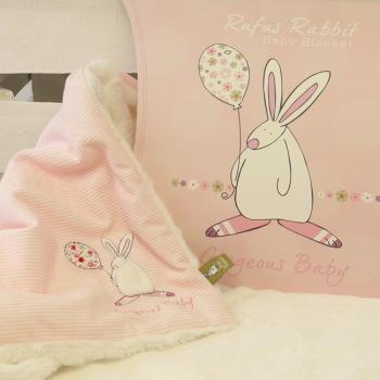 Baby Snuggle Blanket - Baby Girl