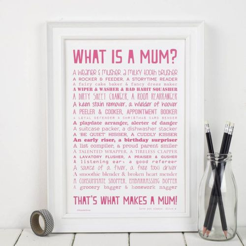 What is a Mum?
