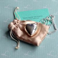 Tales from the Earth - Chiming Heart Necklace