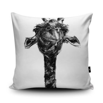 Giraffe Cushion from Wraptious