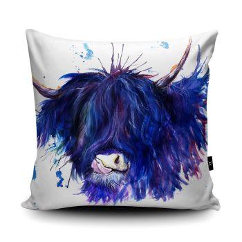 Splatter Stag Cushion