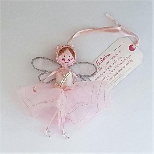 Hanging Fairy Ballerina