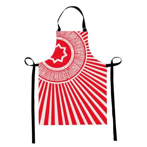Tunnocks Tea Cake Wrapper Cook's Apron