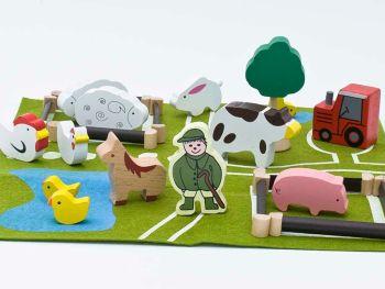 Gift in a Tin - Farm Set
