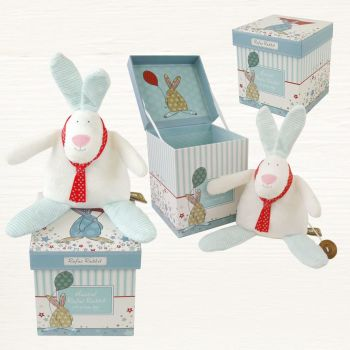 Girl Musical Cot or Pram Toy from Rufus Rabbit