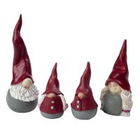 Santa High Hat Family