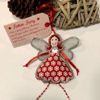 Hanging Festive Fairy