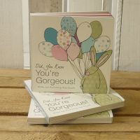 You're Gorgeous Baby Board Book