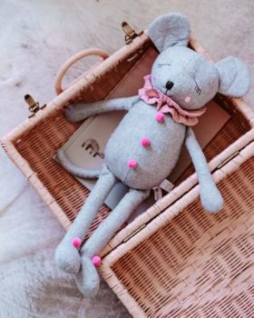 Florence Mouse Soft Toy