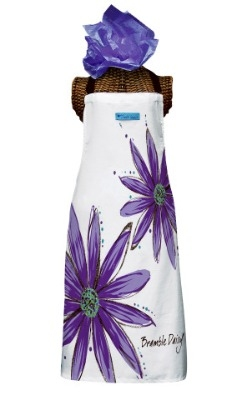 Scott Innes - Bramble Daisy Apron - Designed in Scotland