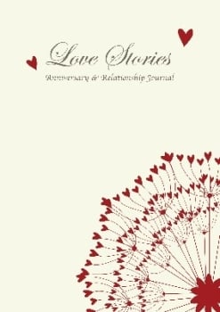Love Stories - Anniversary & Relationship Journal