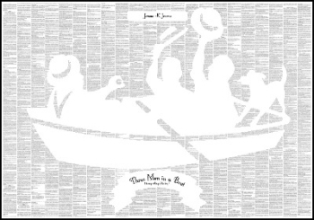 Three Men in a Boat - a Spineless Classic
