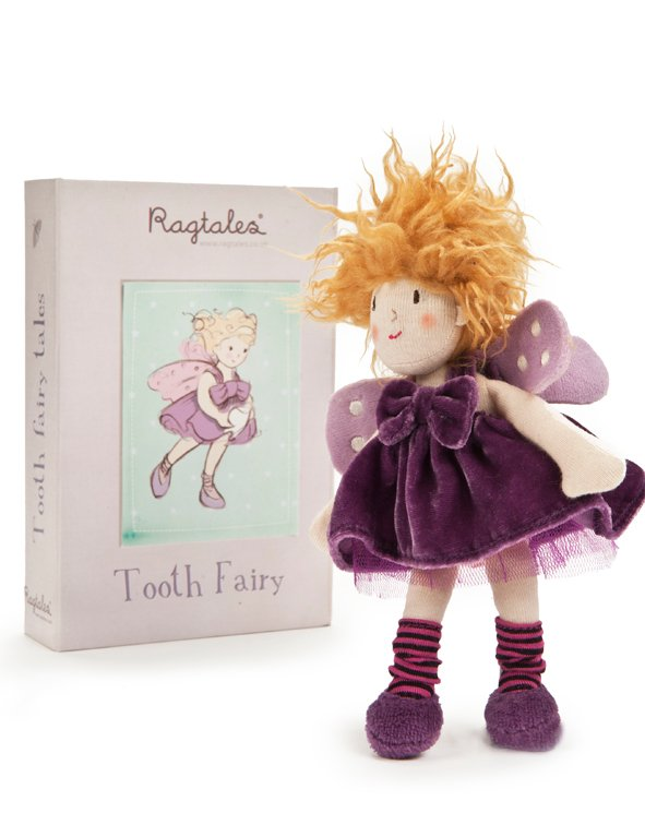 Tooth Fairy Girl from Ragtales