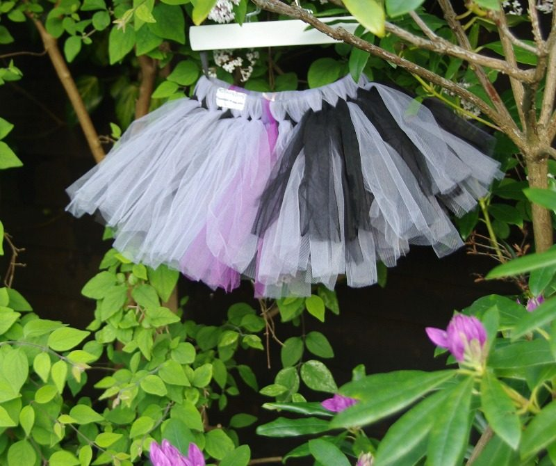 lovely lane dainty dizzie tutu dark lilac