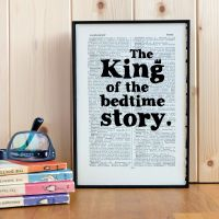 The King of the Bedtime Story
