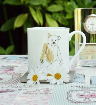 'Bear Hugs' - Fine Bone China Mug