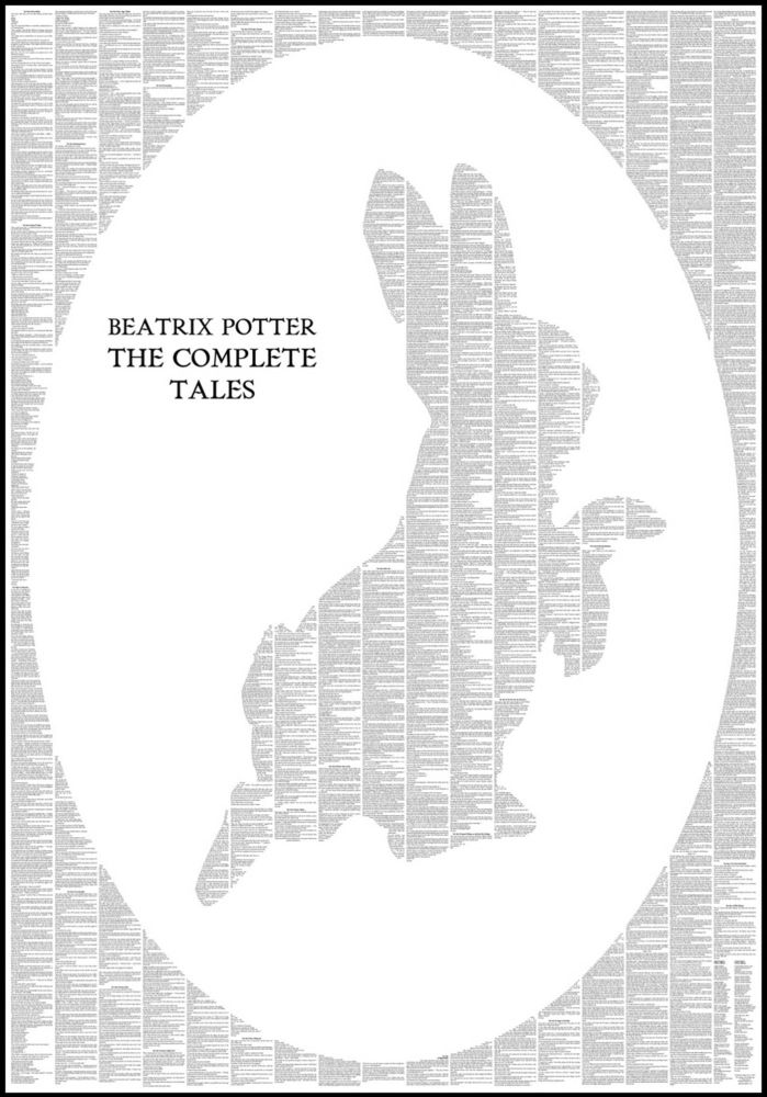 Peter Rabbit and Friends Silhouette
