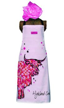Scott Inness - Highland Cow Apron