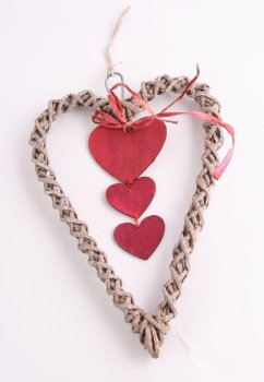 Rattan Heart