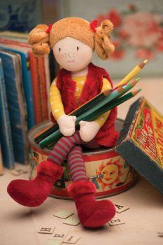 Ruby Rag Doll from Ragtales