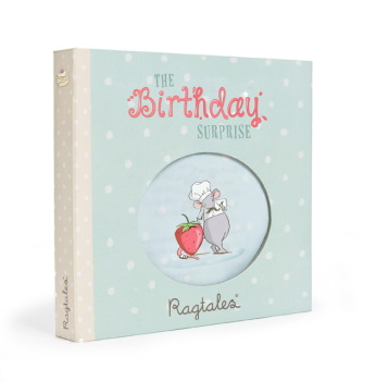 Rags Book Birthday Surprise from Ragtales