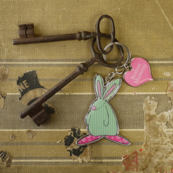 Mummy Keyring by Rufus Rabbit