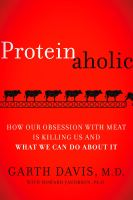proteinoholic book cover