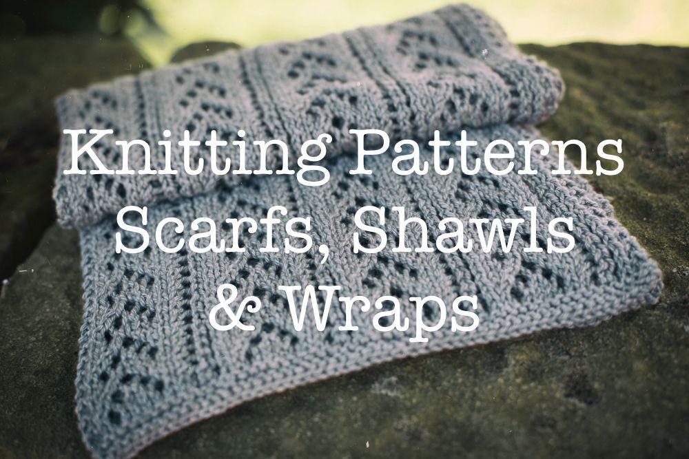 <!--005-->Knitting Patterns - Neckwear