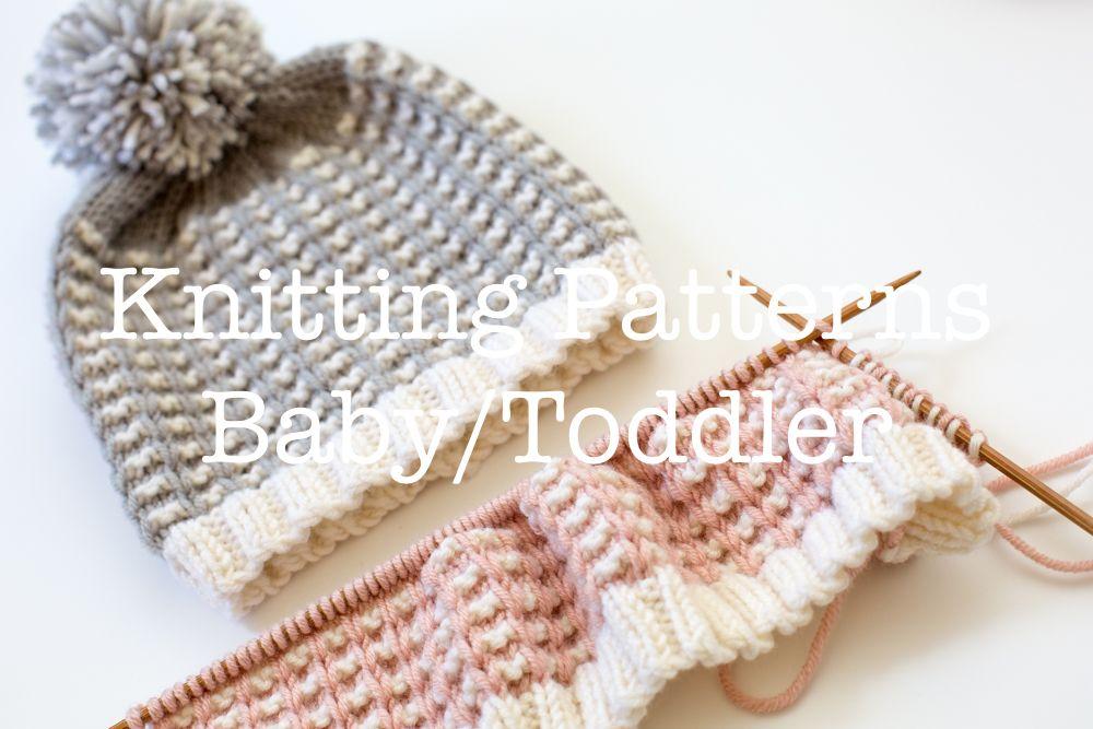 <!--003-->Knitting Patterns - Baby &amp; Toddler