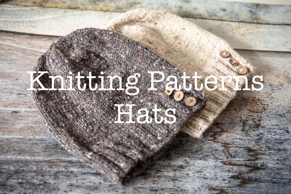 <!--004-->Knitting Patterns - Hats