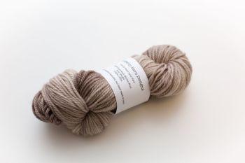 Squishy Aran - Superwash Merino Wool - Caffe Latte