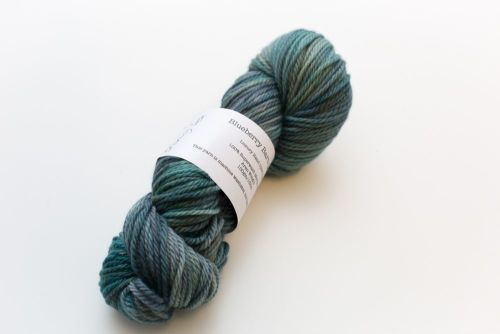 Superwash Merino Wool - Aran - Stormy Sea