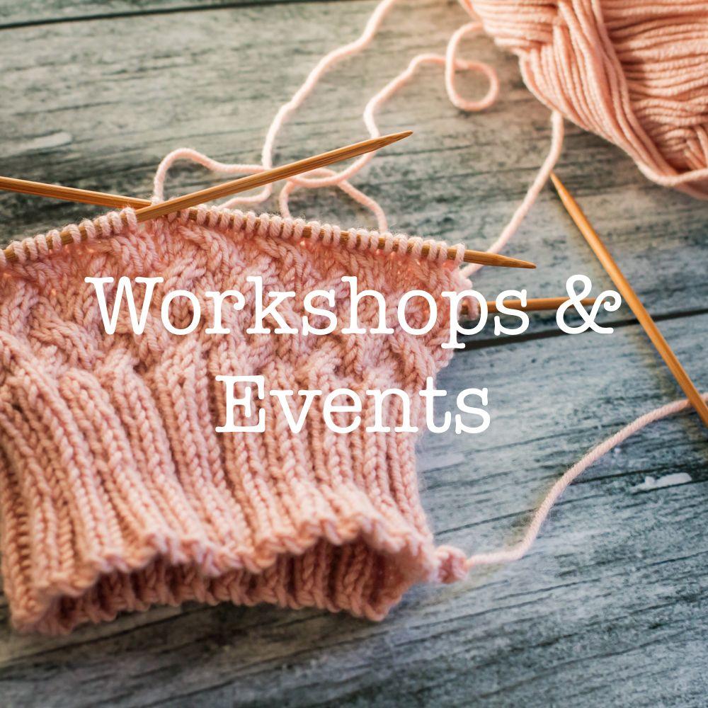 <!--024-->Workshops &amp; Events