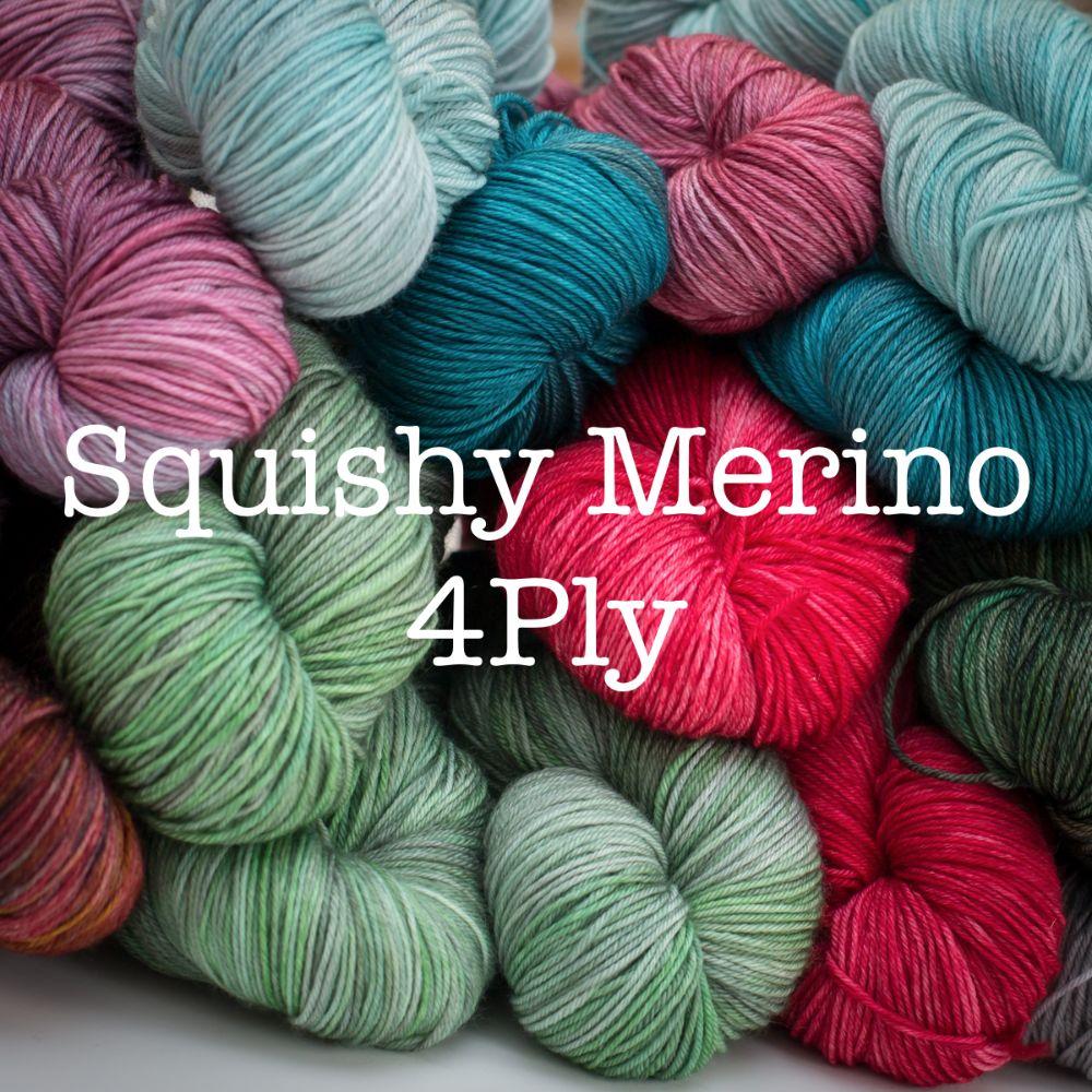 <!--003-->Squishy Merino 4ply