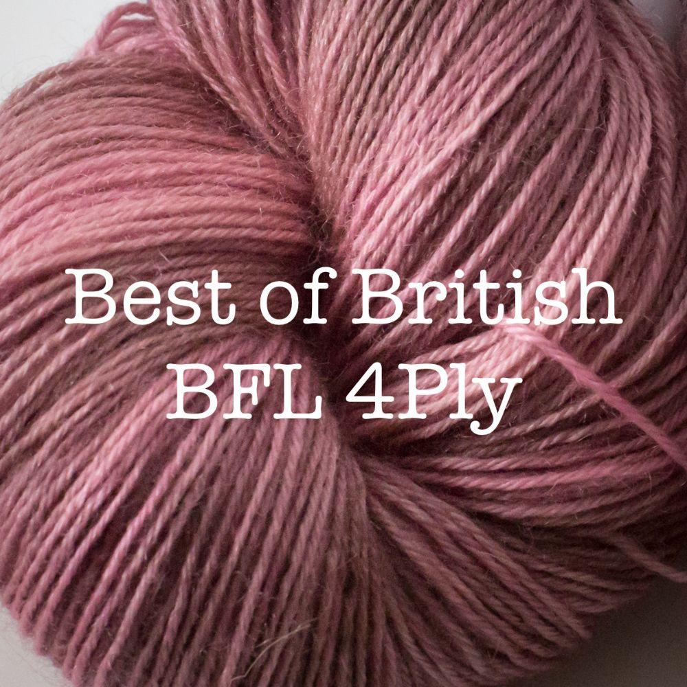 <!--006-->Best of British BFL 4Ply