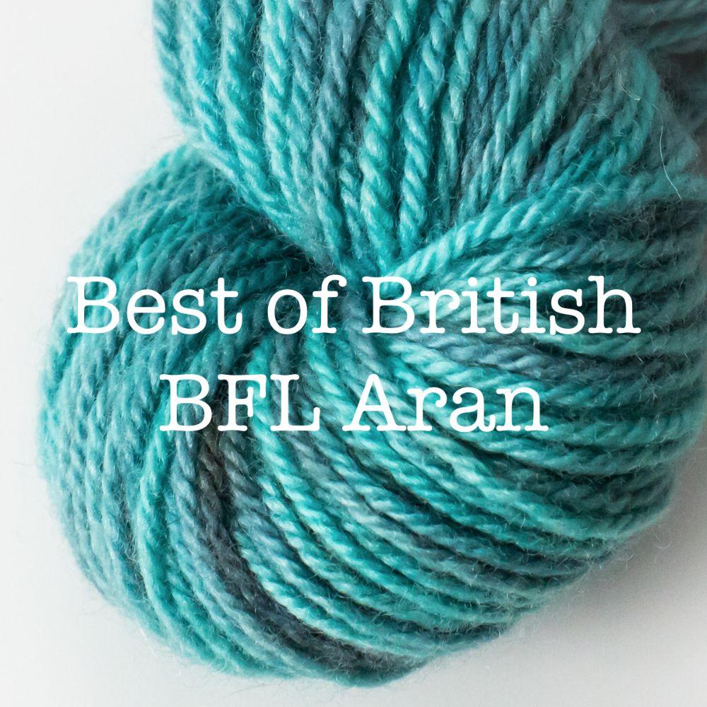 <!--005-->Best of British BFL Aran