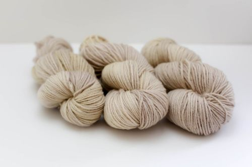 Hand Dyed Yarn - New Merino DK, Extra Fine Merino - Pampas