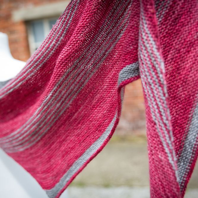 <!-- 002 -->Knitting Patterns - Shawls & Scarves