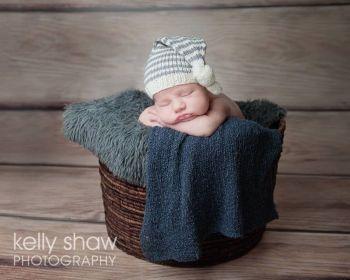 Baby Pixie Hat  - Knitting Pattern