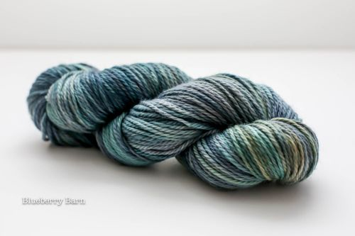 Squishy Merino Aran -  Stormy Sea