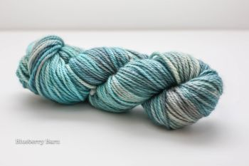 Squishy Merino Aran -  Sea Serpent