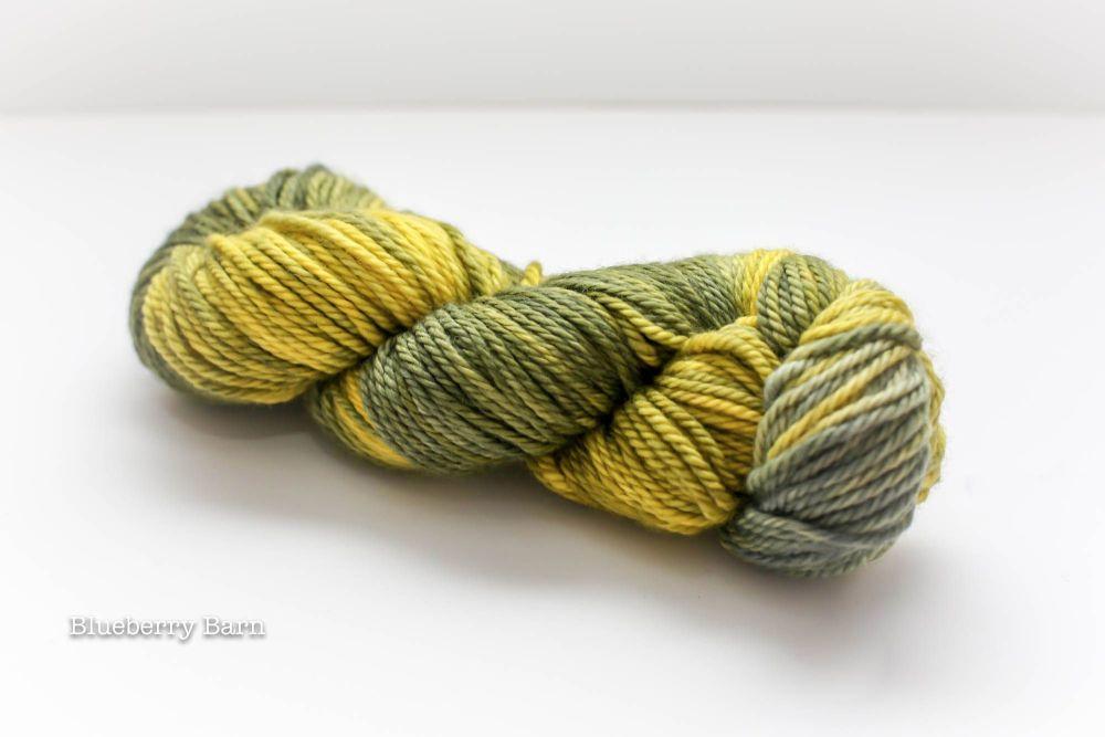 Squishy Merino Aran -  Lime Tree