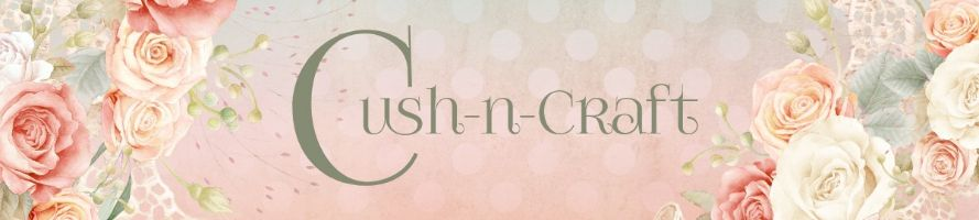 Cush-n-Craft, site logo.