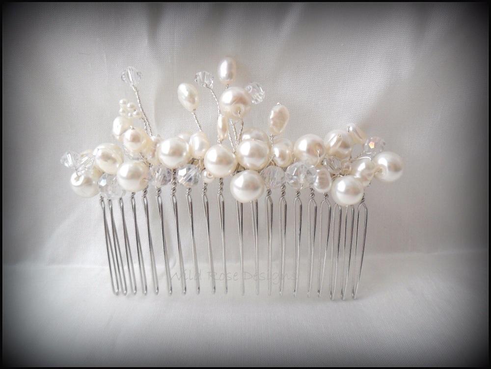 Handmade Bridal Comb